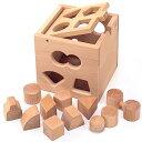 木のおもちゃ 型はめ 抗菌 パズルボックス 日本製 河合楽器 木のおもちゃ 出産祝い 木製 木 おもちゃ 知育玩具 知育トイ 知育おもちゃ かたはめ 型はめ 形合わせ ポストボックス 型はめパズル