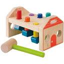 トンぴょこハンマー  エドインター社の木のおもちゃ 木製 木 おもちゃ 知育玩具【2013】 出産祝い