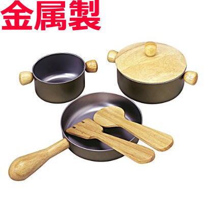 おままごとセット 調理用具セット プラントイ ままごとセット ごっこ遊び フライパン ままごと 鍋 なべ グッズ おもちゃ 名入れ