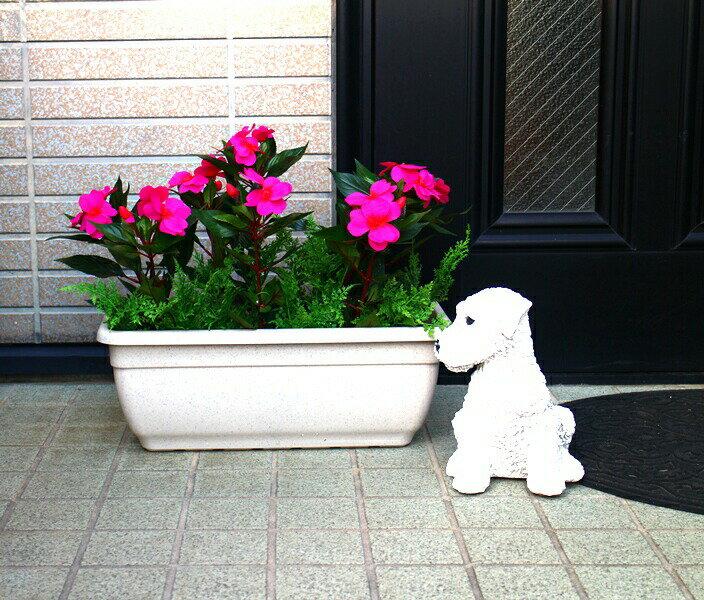 【造花プランター】【インパチェンスプランター】「人工観葉植物】【壁掛タイプ・置きタイプお選び下さい】【送料無料】