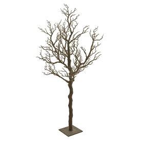 【造花】【ブランチツリースタンド】全長145cm【代引き不可】秋 装飾