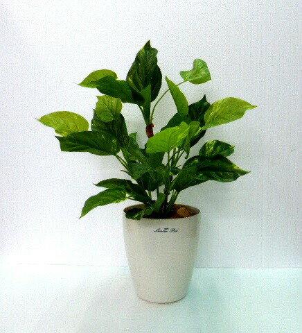 人工観葉植物ポトスインテリアグリーン触媒加工オフィスグリーン造花送料込み屋外使用可