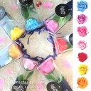 ソープフラワー 石鹸 お花 石鹸のお花 入浴剤としてご利用可能 可愛い 選べる7色 1200円 送料無料 可愛い 石鹸 お花 …