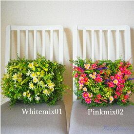 グリーンパネル フェイクグリーン フラワーウォール 枯れない 花の壁 35cm×35cm 花壁 フェイクフラワー 背景 マット 新年 フォトブース 造花 アートフラワー グリーン 花天井 パネル 壁掛け 背景 写真撮影 バラ売り ウォールフラワー