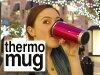 サーモマグthermomug3287SDRスプラッシュプルーフタンブラー