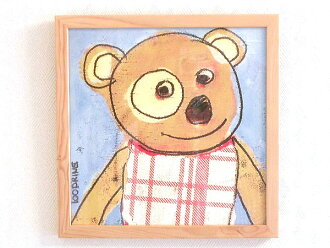 100DRINE sandorinnufaburuposutachiekku的熊