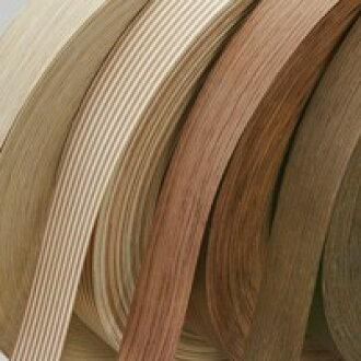 Wood Species Oak Oak Natural Wood Veneer Board Wood Tape With Adhesive 30mmx10m