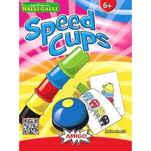 アミーゴ社カードゲームスピードカップス(Speed caps)【おもちゃ歳から】【子どもお誕生日知育玩具プレゼントキッズ子供ゲーム木のおもちゃギフト出産祝い赤ちゃん男の子女の子】
