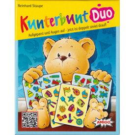 いろがごちゃまぜ 2 デュオ  アミーゴ社 カードゲーム AMIGO (おなじはど〜れ?)