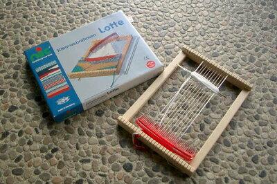ニック社おりきロッテ(機織り・編み機)