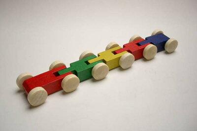 トレインカースロープ4両車カラー