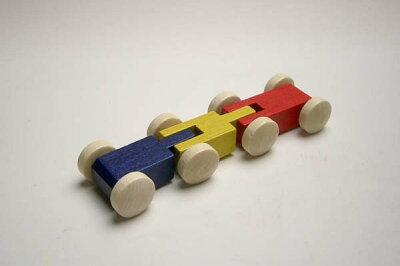 トレインカースロープ2両車カラー