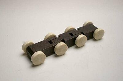 トレインカースロープ2両車黒