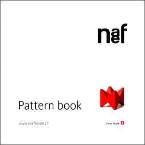 ネフ社(naef)パターンブック