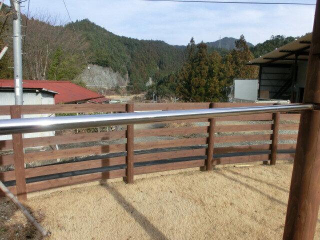 木製 鉄棒 (小)交換用ステンレスバー 120cm