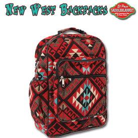 エルパソ サドルブランケット ネイティブ柄 ニューウエスト バックパック 22L (Bタイプ)( リュック リュックサック バッグ 鞄 )