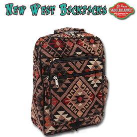 エルパソ サドルブランケット ネイティブ柄 ニューウエスト バックパック 22L (Cタイプ)( リュック リュックサック バッグ 鞄 )