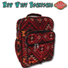 エルパソ サドルブランケット ネイティブ柄 ニューウエスト バックパック 22L (Fタイプ)( リュック リュックサック バッグ 鞄 )