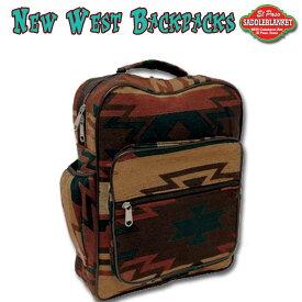 エルパソ サドルブランケット ネイティブ柄 ニューウエスト バックパック 22L (Gタイプ)( リュック リュックサック バッグ 鞄 )