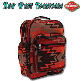 エルパソ サドルブランケット ネイティブ柄 ニューウエスト バックパック 22L (TNタイプ)( リュック リュックサック バッグ 鞄 )