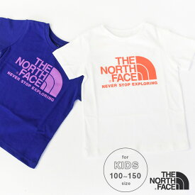 ◇[NTJ31938] THE NORTH FACE(ザ・ノースフェイス) S/S COLOR DOME TEE KIDS/半袖Tシャツ/キッズ【メール便対応可】TN