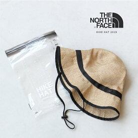 [NN01815] THE NORTH FACE(ザ・ノースフェイス)HIKE HAT(ハイクハット)/ウォッシャブルストローハット【メール便対応可・メール便送料無料】HH