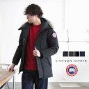 ◇【国内正規販売店】(3438JM) CANADA GOOSE(カナダグース)JASPER PARKA(ジャスパー パーカ)メンズダウンジャケット【…