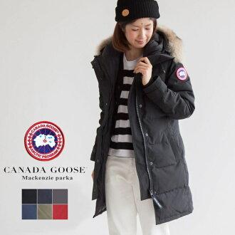 (2302JL) CANADA GOOSE (카나다 그 스) 여자 다운 쟈 켓 MACKENZIE PARKA (맥켄지 카) U