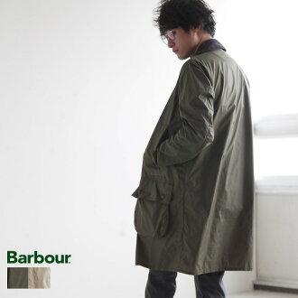 (MCA0339) Barbour(바브아) Border SL Nylon(슬림 피트 나일론 보더/코트) K