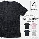 メンズTシャツ半袖Vネック(M/L/LL)半袖Tシャツティーシャツブイネックかっこいいおしゃれ黒ブラックグレーネイビー赤レッド