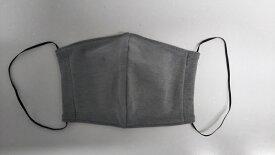 ベア天竺タイプ マスク 完成品 2枚セット 炭混入繊維SUMISEN 送料無料 花粉アレルゲン 無地 大人 大人用 日本製 マスク生地 洗えるマスク 抗菌 UVカット実証 素材説明パンフレット付