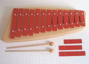 ゾノア社 SONOR メタルフォン NG11 【木のおもちゃ 楽器 鉄琴 木製 木製玩具 ゾノア メタルフォン】