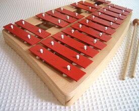 【特割】ゾノア社 SONOR 二段メタルフォン NG30 正規輸入品【木のおもちゃ 楽器 鉄琴 木製 木製玩具 ゾノア メタルフォン】