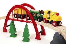 【すぐに使えるクーポン配布中】ブリオ2019年クリスマス限定レールセットBRIO汽車レールセット木のおもちゃ木製レールレールセット汽車ブリオレールBRIO男の子2歳3歳4歳5歳