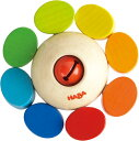 ハバ社 ラトル・カラーフラワー 木のおもちゃ ベビー ラトル HA3251