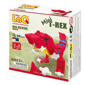 ラキュー 恐竜 ダイナソーワールド ミニティーレックス LaQ 恐竜 知育玩具 知育ブロック 男の子 かしこくなる おもちゃ