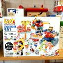 数量限定おまけ付 ラキュー ベーシック 801 basic 【LaQ 送料無料 知育玩具 知育ブロック ラキュー801】