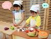 WOODYPUDDY 第一家烹飪玩具 9 片設置 wdpd