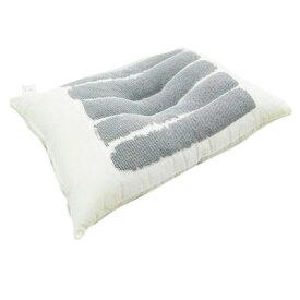 ソフトパイプ 備長炭 消臭 加齢臭 枕 のみ 43×63cm 【 まくら ピロー 安眠枕 寝具 】 送料無料 送料込 学割 プレミアム