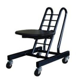 高さ調節 昇降 低姿勢 立ち仕事 中腰 作業 椅子 ダークブラウン/ブラック 日本製 完成品 キャスター ( オフィスチェア 低い 低い椅子 キャスター付き椅子