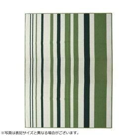 ラグ カーペット おしゃれ ラグマット 絨毯 北欧 デスクカーペット デスク下マット チェアマット イス 椅子 厚手 極厚 安い 133×170 2畳 グリーン