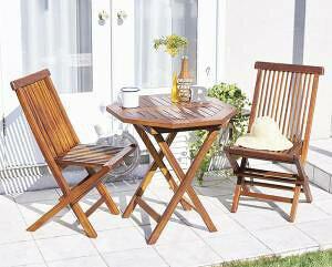 ガーデンテーブル + ガーデンチェア 椅子 セット 屋外 カフェ テラス ガーデン 庭 ベランダ バルコニー アジアン( 3点(テーブル+チェア2脚)テーブル チェア肘無幅70 )