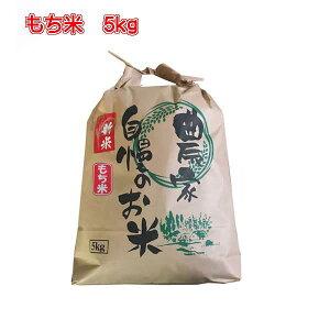 新米 ポイント消化 令和2年産 福岡県産 もち米 5kg 農家直送 送料無料