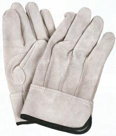 プラチナ【牛革手袋 プラチナ】作業用品・革手袋