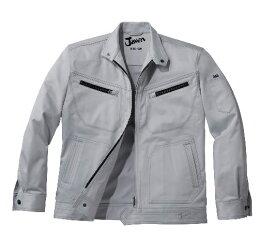 ストレッチサテン52500 ジャンパーS-EL綿55%ポリエステル45%秋冬物作業服ブルゾン ジャケット自重堂2017-18AW 新商品