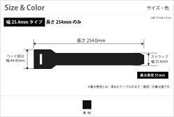 送料無料!《幅12.7mm》リップタイライト152mm1200本巻