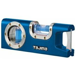 【タジマ】 モバイルレベル 120mm ML-120B(青) [水平器] 【TAJIMA】