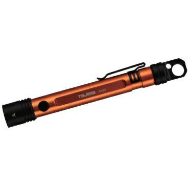 【タジマ】 センタ LEDハンドライト A201 LE-A201-OR(オレンジ) 【TAJIMA】