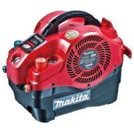 【マキタ】 内装エアコンプレッサ AC460SR(赤) タンク容量3L [一般圧/高圧対応] 【makita】