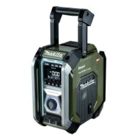 【マキタ】 充電式ラジオ MR005GZO(オリーブ) 本体のみ <バッテリ・充電器別売>[Bluetooth対応]【makita】